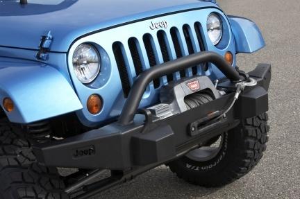Jeep Wrangler All Access