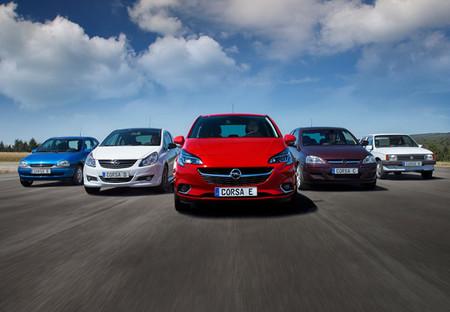 La Historia del Opel Corsa, como nunca antes te la habían contado