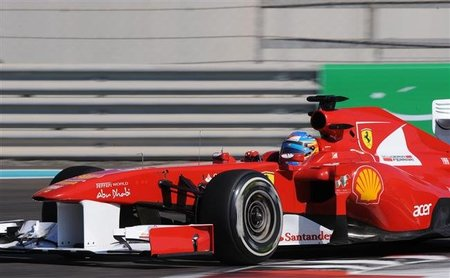 GP Abu Dhabi F1 2011: Fernando Alonso
