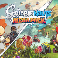 Anunciado el recopilatorio Scribblenauts Mega Pack para PS4, Xbox One y Nintendo Switch en septiembre