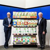"""Amazon, toma nota"": Microsoft y Kroger se unen para dar vida a un supermercado futurista"