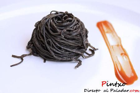 Pasta nero di sepia