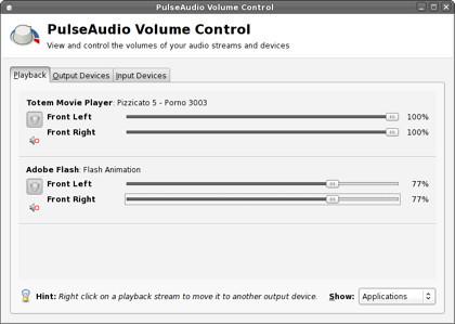 PulseAudio, mejoras en la gestión de audio en Linux