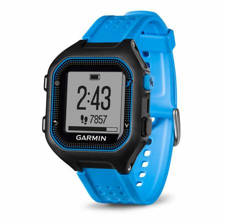 Reloj deportivo con GPS Garmin Forerunner 25 por 89,95 euros y envío gratis