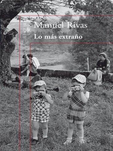 Manuel Rivas nos trae cuentos y más cuentos en 'Lo más extraño'