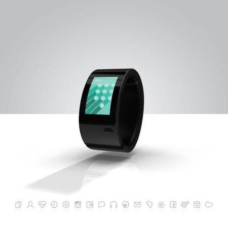 Will.i.am hará la competencia a Apple y Samsung con su nuevo reloj