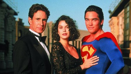Lois Lane Clark Kent Lex Luthor