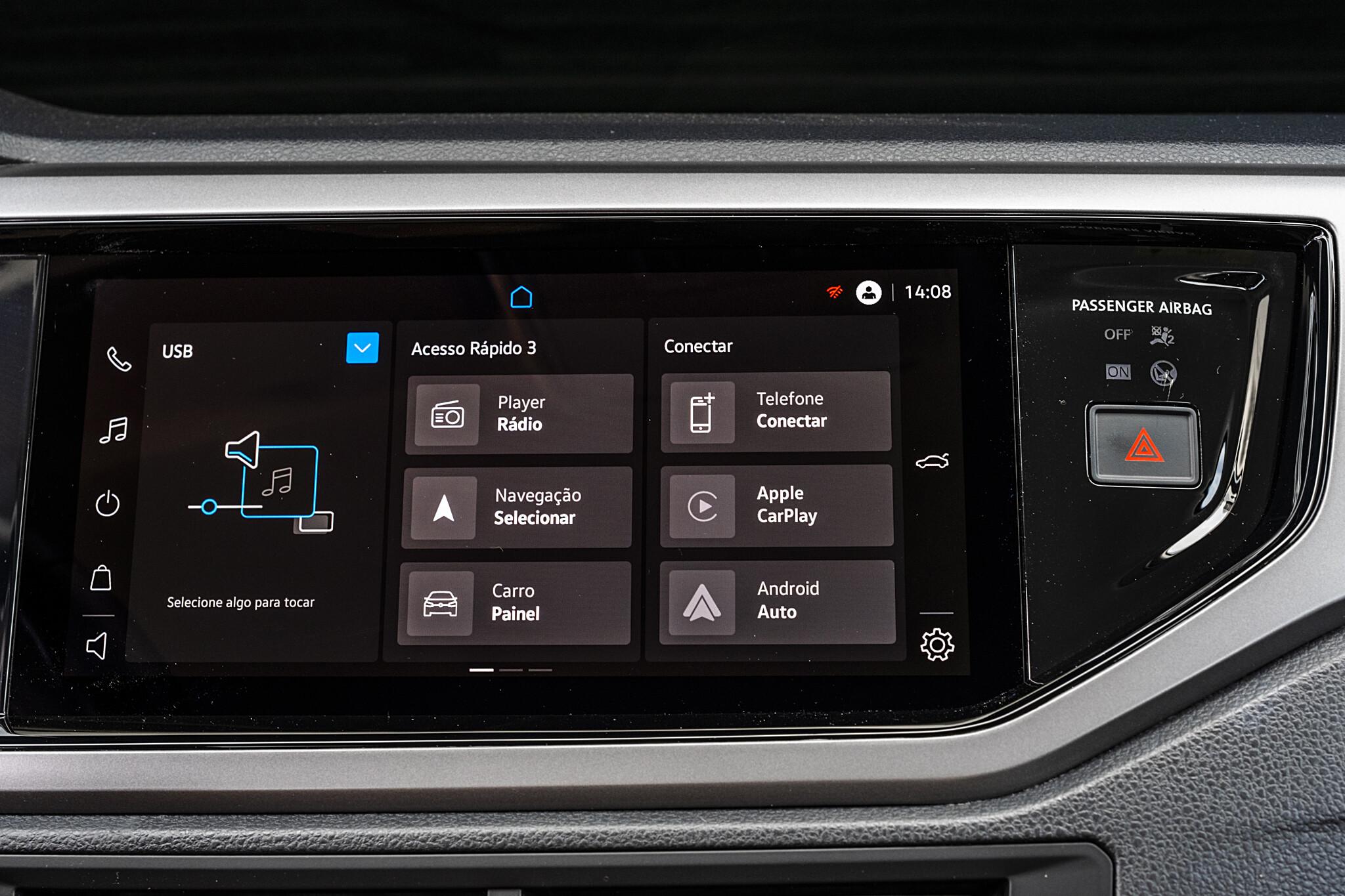 Volkswagen Nivus Comfortline