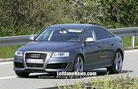 Audi RS6 Sedan, debut en el salón de Paris