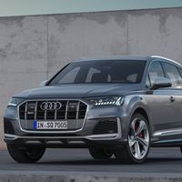 Audi SQ7 TDI, un SUV que aprovecha el diésel y la electricidad para ir rápido