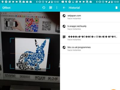 QRBot: crea códigos QR y gestiona los que escaneas con esta herramienta gratuita