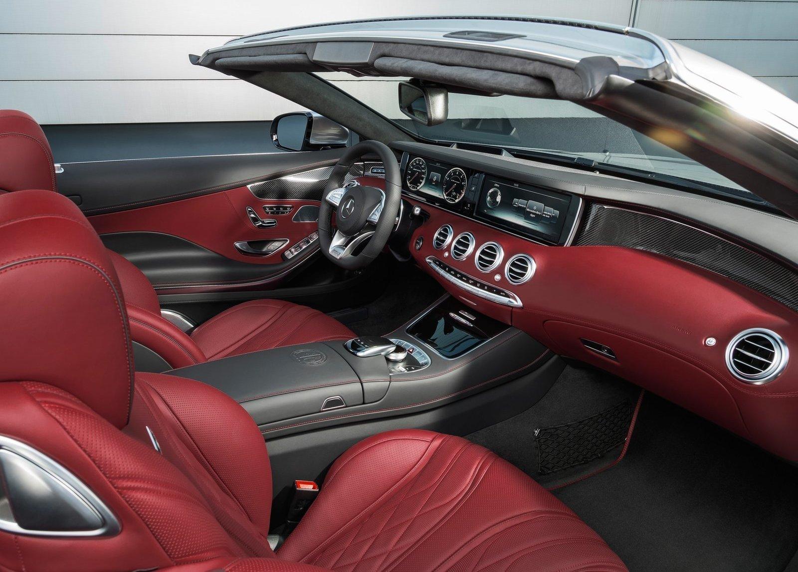 Foto de Mercedes-AMG S 63 Cabriolet Edition 130 (14/21)