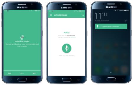 Voisi Recorder, una interesante app de grabación de voz