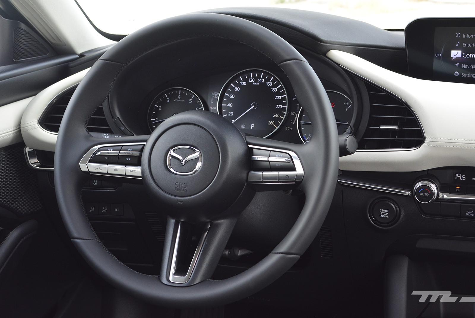 Foto de Mazda 3 vs. SEAT León (comparativa) (17/28)