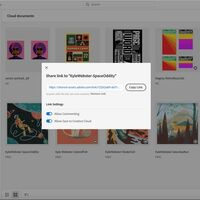 Adobe Creative Cloud añade funciones de colaboración a Photoshop e Illustrator: edición de documentos en la nube y revisiones