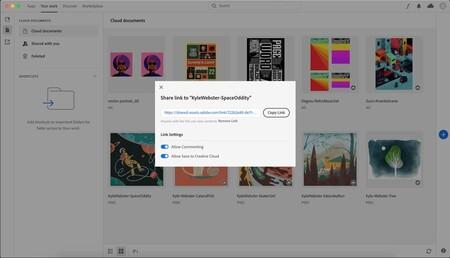 Adobe Creative Cloud añade funciones de colaboración a Photoshop e Illustrator: edición de documentos en la nube y revisiones