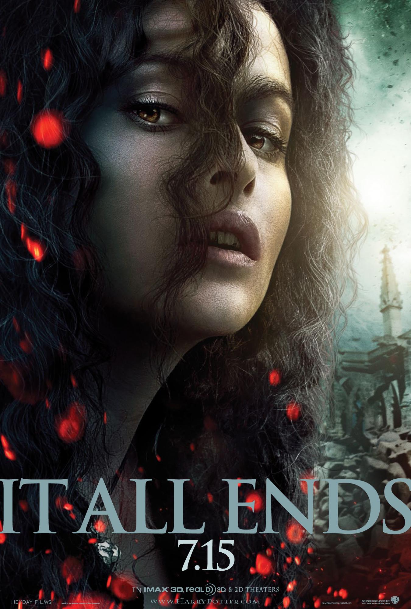 'Harry Potter y las reliquias de la muerte. Parte II', nuevo y espectacular tráiler y carteles
