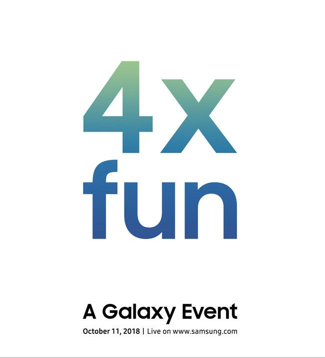 Samsung presentará un nuevo dispositivo Galaxy en octubre: ¿otro móvil fotográfico a la vista?