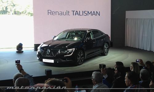 ¿Puede el Renault Talisman ser un amuleto para la renovada marca del rombo?
