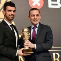 Kenan Sofuoglu es premiado con abrumadora mayoría mejor atleta turco