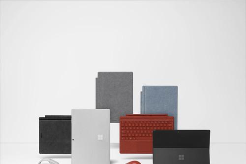 Esto es lo que ha dado de sí la presentación de hoy de Microsoft: todos los dispositivos para no perder detalle