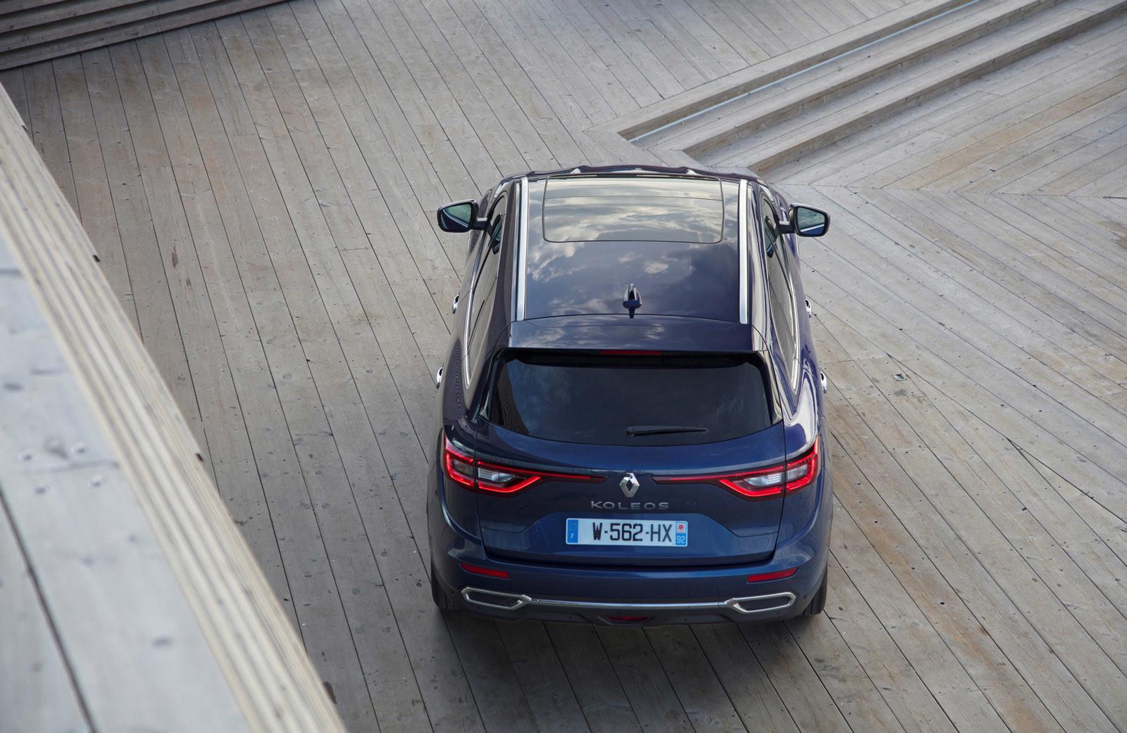 Foto de Renault Koleos 2017, toma de contacto (25/145)