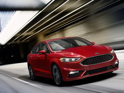 Ford Fusion Sport 2017: precios, versiones y equipamiento en México