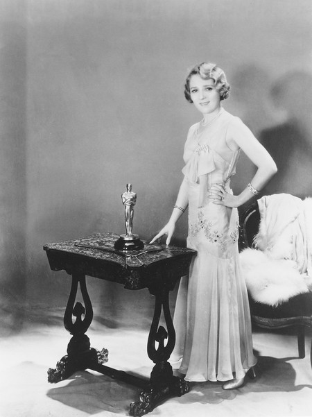 mary pickford oscar 1930