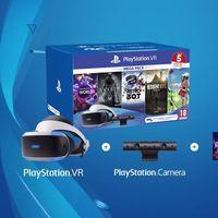 Anunciado un nuevo Mega Pack de PlayStation VR con cinco juegazos, entre ellos Astro Bot o Resident Evil 7