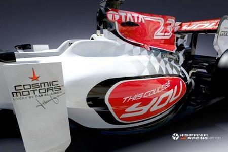 Hispania Racing F1 Team nos muestra que hay luz al final del túnel