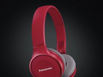 Auriculares con manos libres Panasonic RP-HF100ME-A por 10,90 euros