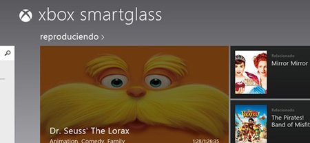 Xbox SmartGlass llega a Windows 8 y Windows Phone