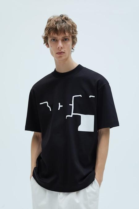 Camiseta Zara Chico 5