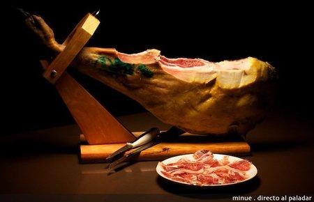 El placer del jamón recién cortado - 3