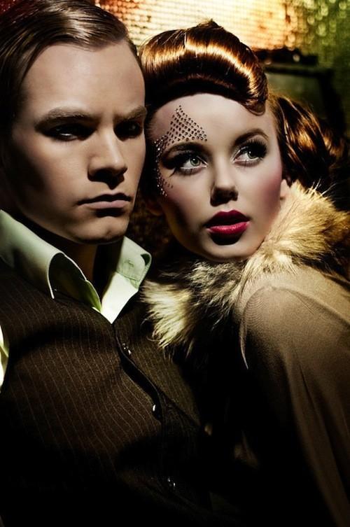 Foto de Simona Smrckova y el glamour retro de sus fotografías  (1/8)
