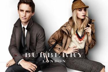 Campaña enero Burberry Primavera-Verano 2012 con un vídeo muy subidito de tono