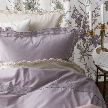 H&M Home apuesta por colores primaverales en sus nuevos juegos de sábanas y nórdicos siguiendo las tendencias de Pinterest