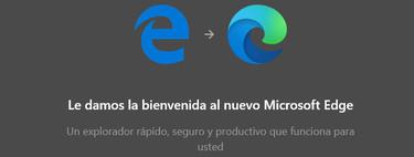 ¿Ha llegado la hora del nuevo Edge? Microsoft reemplaza a Edge Legacy en la última Build de Windows 10