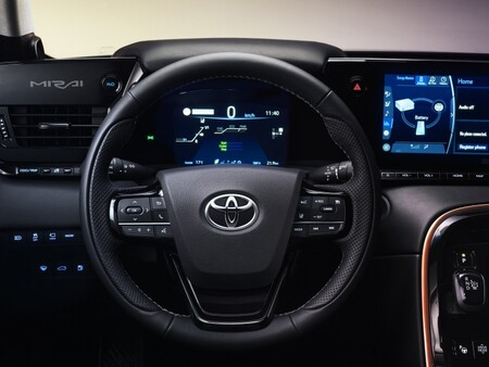 Toyota Mirai 2a Gen 5