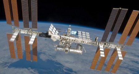 Pan y cerveza en la estación espacial