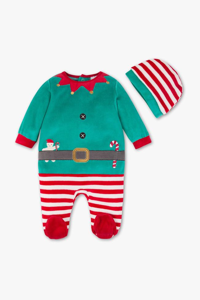 Querido Santa puedo explicar Bebé Chaleco bebé crezca 100/% Algodón Niños Niñas Bodys