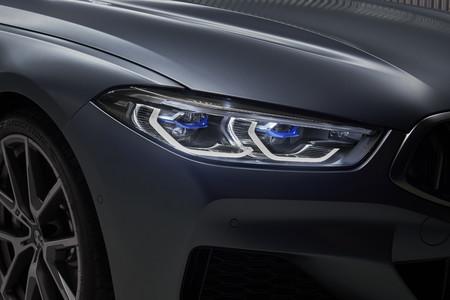 BMW Serie 8 Gran Coupe luces delanteras