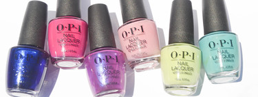 Probamos la colección Tokyo de OPI, seis tonos muy vibrantes y chispeantes para el verano