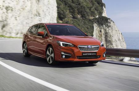 Aquí está el nuevo Subaru Impreza: se presenta en Frankfurt y estará en la calle el año próximo