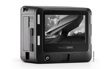 Phase One IQ3 100MP Achromatic, primer respaldo digital de blanco y negro y 100 megapíxeles