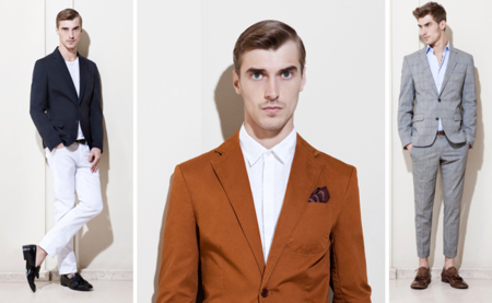 Moda para hombres: pensando en la boda