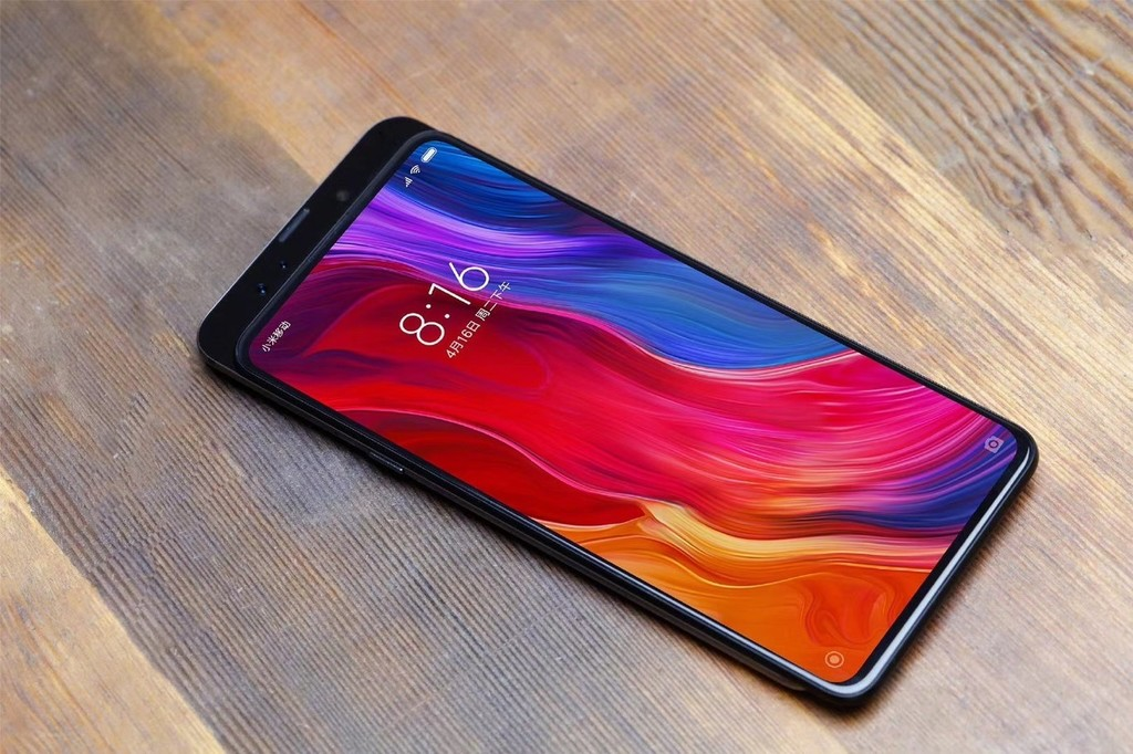 Xiaomi Mi Mix 3, come the 15th of October and this is all that has filtered up the date
