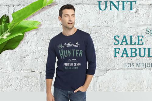 Último día de rebajas en Unit, la tienda de El Corte Inglés en AliExpress: vaqueros, camisas y camisetas más baratos