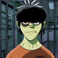 Si eres fan de Gorillaz hoy podrás chatear con Murdoc a través Messenger o Skype para ayudarlo a salir de la cárcel