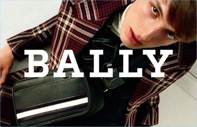 Bally Fall Winter 2017 Campaign 002